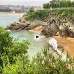 Comenzar la semana por la senda de Mataleñas y con las aguas cristalinas del Cantábrico
