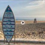 A las 8 de la mañana en Somo… Paraíso del surf