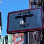 ¿Qué significa esta extraña señal que ves por Santander?