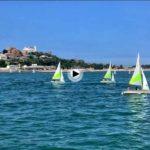 Agosto en la bahía de Santander