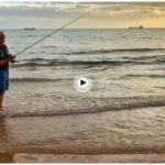 De pesca con Jesús Fiochi