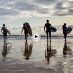 A ras de playa