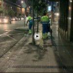 Por las calles de Santander a las 7:30 de la mañana