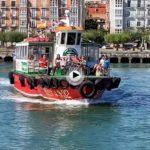 Septiembre y la bahía de Santander