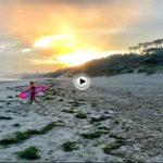 Despertar en Somo, paraíso del surf