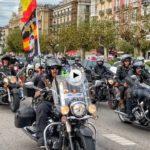Cientos de motos toman las calles de Santander. Aquí están todas