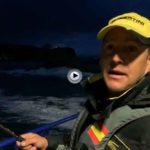 Hoy pillamos pescando a Ángel Herrera Rivas… uno de los mejores pescadores de Cantabria