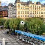 Plaza de Italia… mírala bien que tiene los días contados. A principios de noviembre comienzan las obras