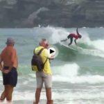 Ribamontán al mar es surf, surf y más surf