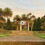 Un 6 de diciembre con vistas al Sardinero y al parque de Mataleñas
