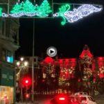 Así se despierta Santander el día de Nochebuena