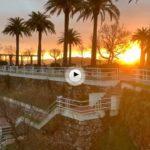 El lujo de ver salir el sol en los jardines de Piquío el día de los Reyes Magos