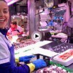A estos precios está hoy el marisco en el mercado de la Esperanza