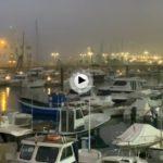 Comenzar la semana entre la niebla de Puertochico