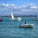 Una tarde de sábado en la bahía más bonita… la de Santander
