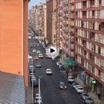 #yomequedoencasa y así se ve Santander a las 8 de la mañana desde mi balcón