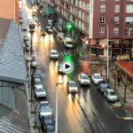 #Quedateencasa… 8 en punto de la mañana y con este tráfico comenzamos la semana en Santander