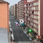 8 de la mañana en las calles de Santander