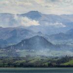 Ni el confinamiento para a los que incendian Cantabria cuando sopla sur