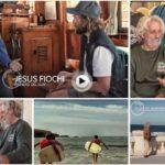 Caminando sobre las olas. La mirada de los pioneros del surf en Cantabria