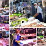 El pescado de la plaza de la Esperanza nunca falla