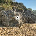 Después de tres meses vemos una playa de los Peligros desconocida… Mira qué imágenes