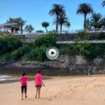Despertar con el sonido de fondo del mar Cantábrico