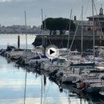 Y al fondo la ciudad de Santander