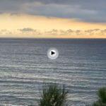 Despertar en el Sardinero mirando al horizonte