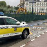 Ya puedes atravesar el Sardinero en coche… abierto al tráfico la zona del casino