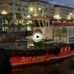 Esas primeras horas de la mañana junto a la bahía de Santander