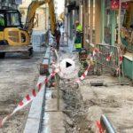 La calle San Luis va cambiando de imagen