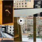 Estrenamos el ascensor del Cabildo recién inaugurado