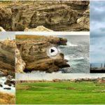 Un paseo por la costa de Cueto