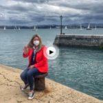 Una tarde de sábado en la bahía de Santander