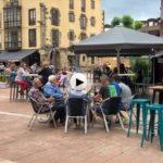 Un sábado con ambiente por las calles de Torrelavega
