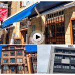 El antes y el después del edificio Bar del Moro
